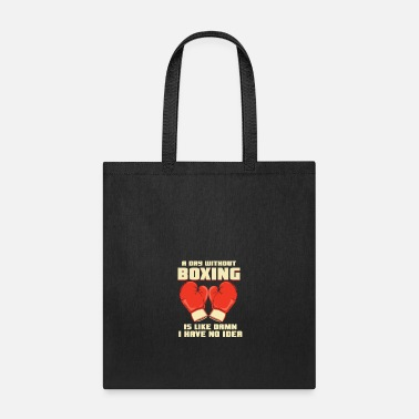 Boxing Boxing kickboxing fight training sport - Tote Bag