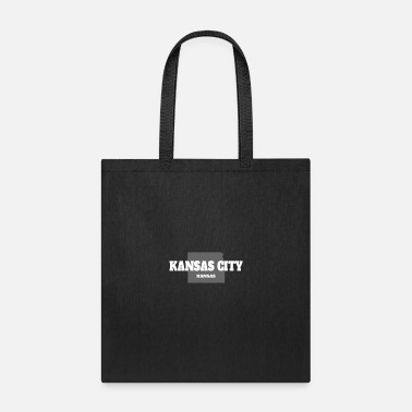 City KANSAS KANSAS CITY US STATE EDITION - Tote Bag