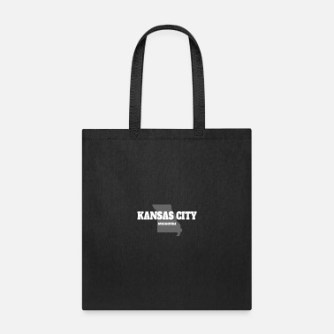 City MISSOURI KANSAS CITY US STATE EDITION - Tote Bag
