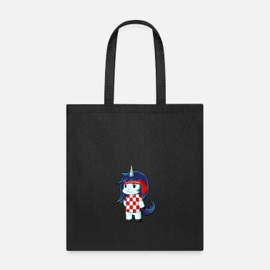 World Champion Croatia world champion unicorn - Tote Bag