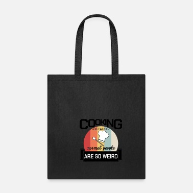 Cuisine Funny Chef Cooking Culinary Barkeeper Gift Gourmet - Tote Bag