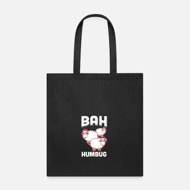 Bah Humbug Sheep - Tote Bag