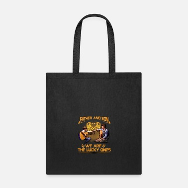 Father And Son Father And Son - Tote Bag