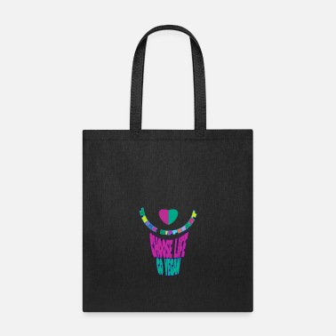 Vegan THINK DIFFERENT - Tote Bag