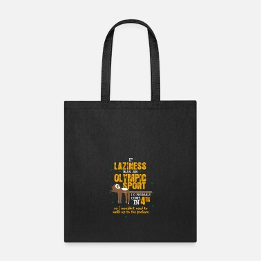 Lazy laziness - Tote Bag