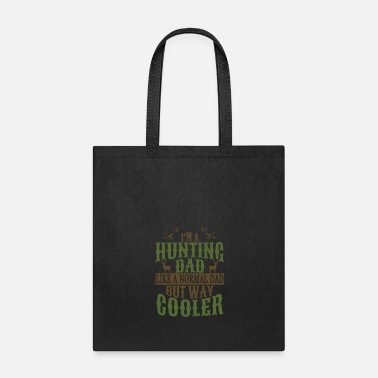 Fathers Day Hunter Father Father's Day - Tote Bag