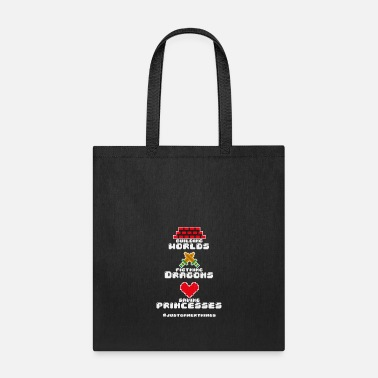 Pc Gaming Gamer Video Games PC Computer MMORPG Gift - Tote Bag