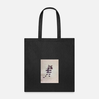 Cat climbing - Tote Bag