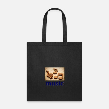 Healing music heals - Tote Bag
