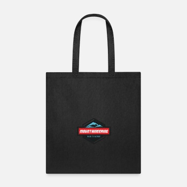 Mountains Mountaineering - Tote Bag