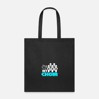 Choir My Choir children conductor school choir gift - Tote Bag