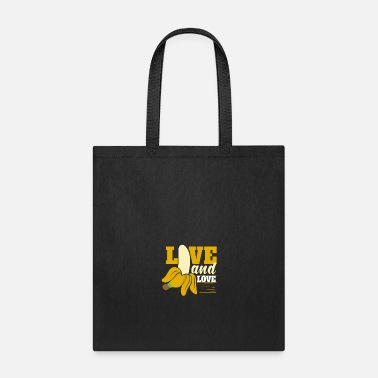 Crook Live and love Banana Sexy sex erotic Porn - Tote Bag