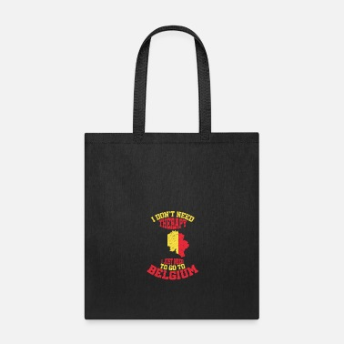 Brussels Belgium Brussels home gift country love - Tote Bag