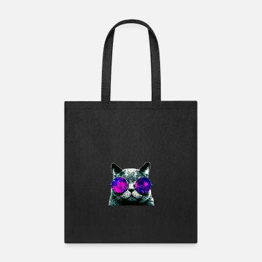 Cat Space cat - Tote Bag