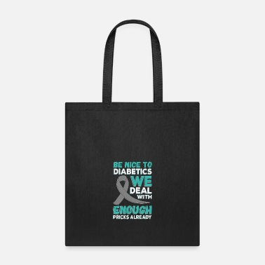 Diabetes - Tote Bag