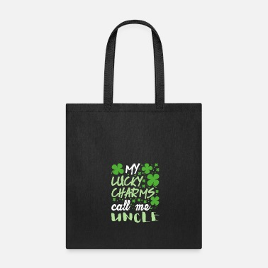 Nicholas My Lucky Charms Call Me Uncle Saint Patricks Day - Tote Bag