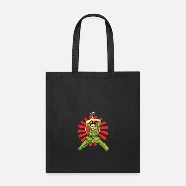 Asian The Asian Warrior - Tote Bag