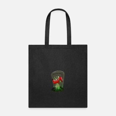 Grave From the grave - Tote Bag