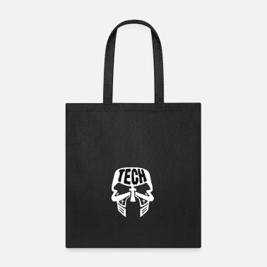 Tech No Tech - Tote Bag