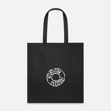 Recreational Recreation Passport - Tote Bag