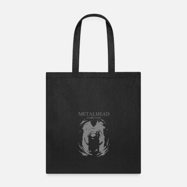 Forever Young metalhead forever 10 - Tote Bag