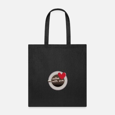Coffee with love - Tote Bag