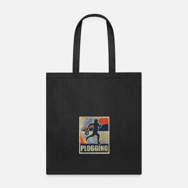 Sweden Trend sports Plogger Plogging Gift - Tote Bag