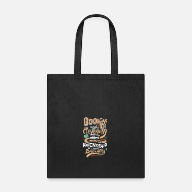 Clever Books and cleverness - Tote Bag