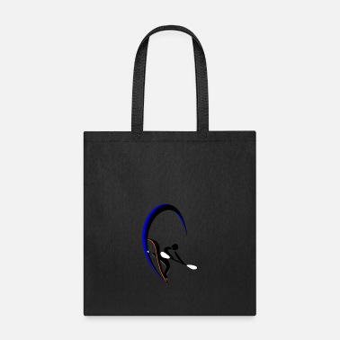 Water Skiing water skiing water ski wasser1 - Tote Bag