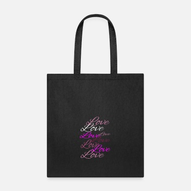Love Letter Love Letters - Tote Bag