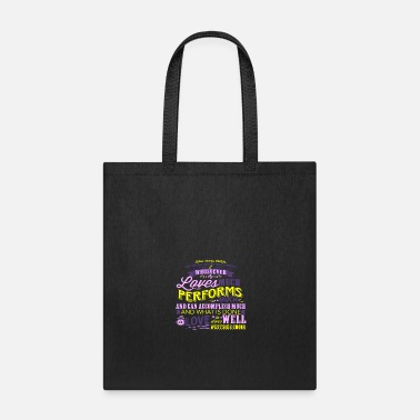 Choir WESTSIDE CHOIR - Tote Bag