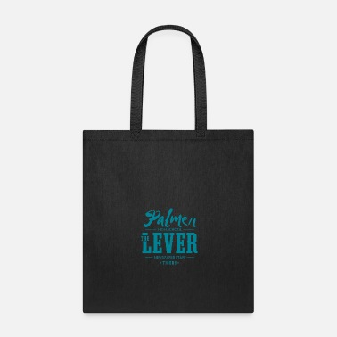 Lever Palmer High School The Lever Newspaper Staff Tiger - Tote Bag
