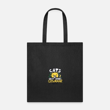 Grammar Destroying Grammar - Tote Bag