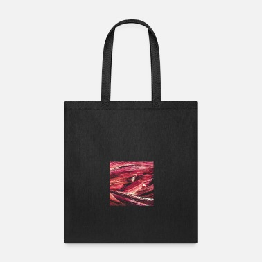 Psychedelic Abstract Paint Mix 25 - Tote Bag