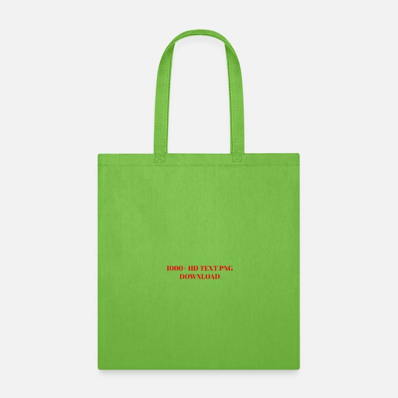 1000 HD TEXT PNG DOWNLOAD Tote Bag  735efcdf5c388