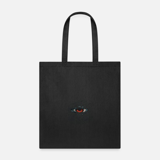 Eye Bags & backpacks - EyeSeeYou Vector Illustration Graphic Art T-Shirt - Tote Bag black