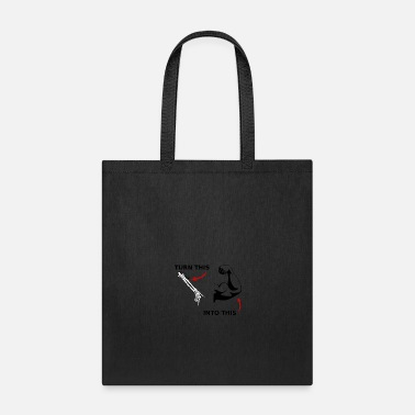 Turn Turn This Into This - Tote Bag