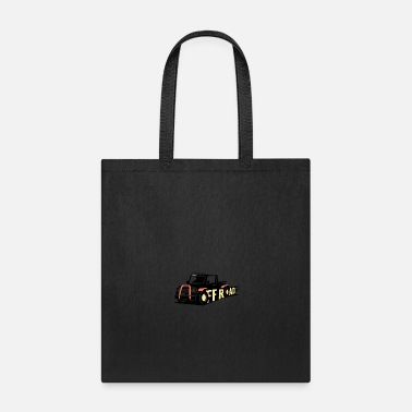 Official Person Truck off road - Tote Bag