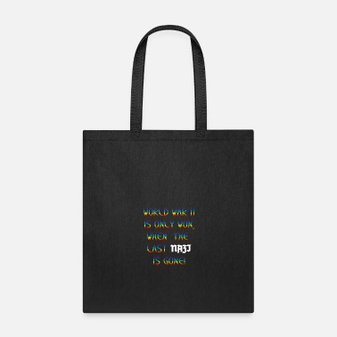 World War Ii WORLD WAR II - Tote Bag