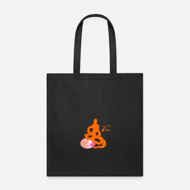 Birth Name The Birth of a Snake - Tote Bag