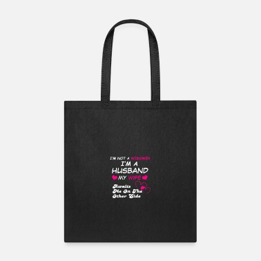 Widow I Not A Widower - Tote Bag