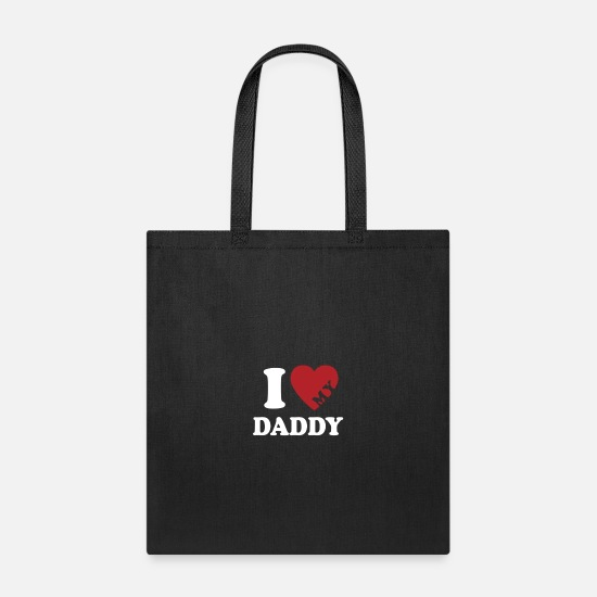 Day Bags & Backpacks - Fathers Day - Tote Bag black