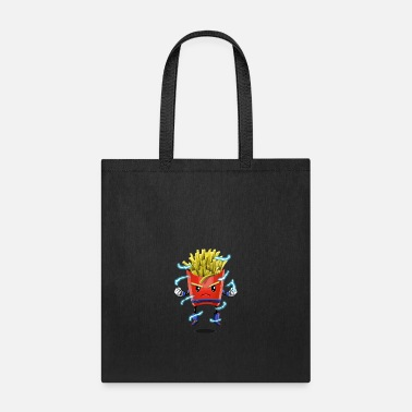 Saiyan Saiyan Fries - Tote Bag