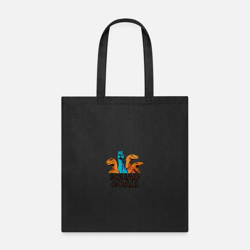 352413c434 Squad Bags   backpacks - Squad Goals - Tote Bag black