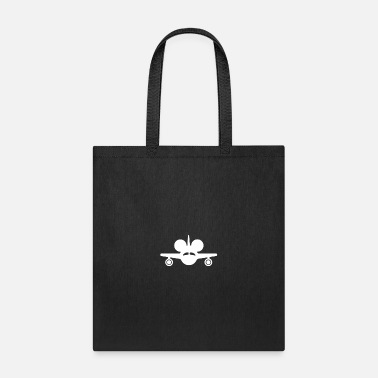 Airplane Funny Airplane - Tote Bag