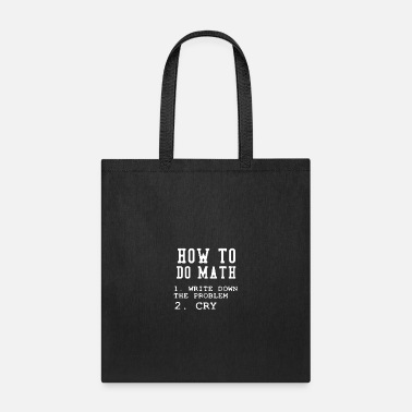 Math math - Tote Bag