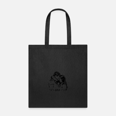 Sensual Couple Relationship Kissing Married Women Passion - Tote Bag