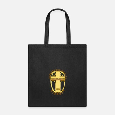 Record Label Gold Record Label for Females - Tote Bag
