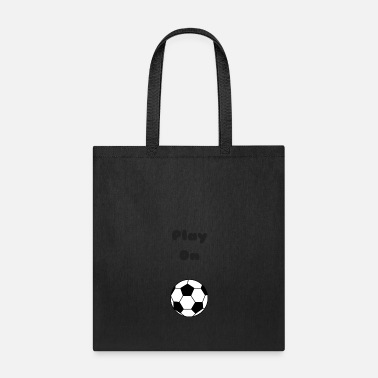 Playing Play On - Tote Bag