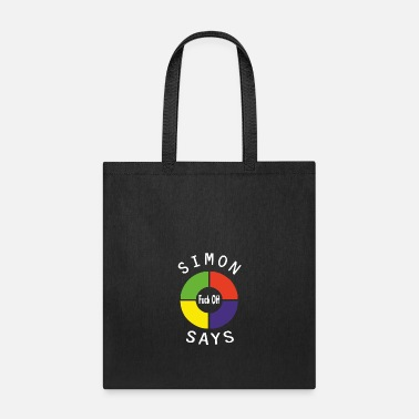 Simon Simon Says - Tote Bag